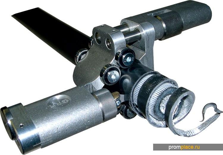 Инструмент для кабельных работ.Инструмент для снятияизоляции с кабеля
