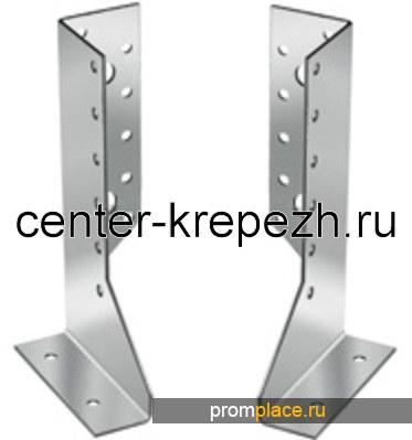 Опора для балки левая и правая ( надежная ) 140х76х25х2мм в Москве