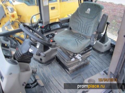 Экскаватор-погрузчик CASE 695SR