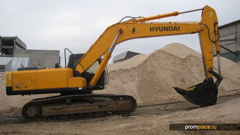 Hyundai R290LC-7A