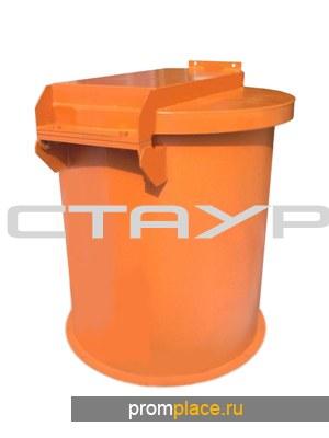 Фильтр для силоса, фильтр силосный, фильтр для обеспыливания силоса, фильтр для силоса цемента