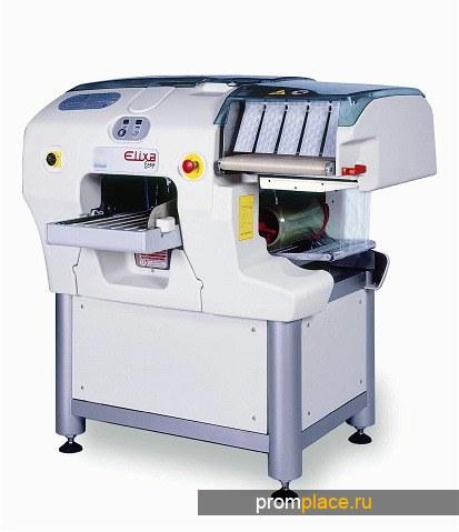 Оборудование для упаковки продуктов питание на лотках/подложке в стрейч пленку модель Elixa Easy