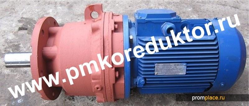 Мотор-редуктор 3МП-63, 3МП-80, 3МП-100, 3МП-125