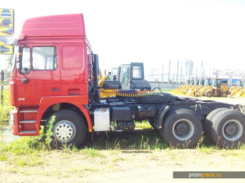 Седельный тягач Shacman 6х4 SX4256NT324 375 л.с