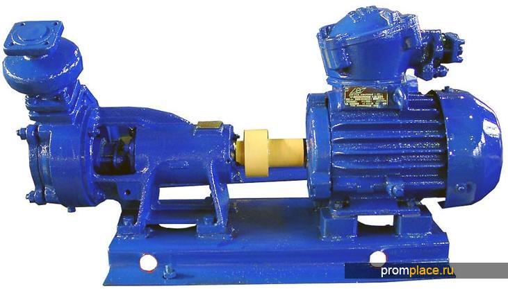 Вихревые насосы, например: ВК(С)1/16 с эл. двиг. 1,5 квт