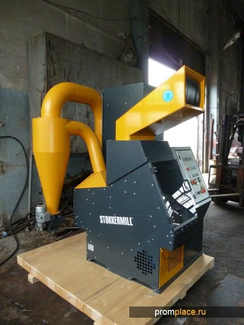 Гранулятор для переработки кабеля STOKKERMILL SM 3000 Std