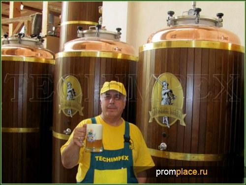 Мини пивоварня - пивзавод Blonder Beer