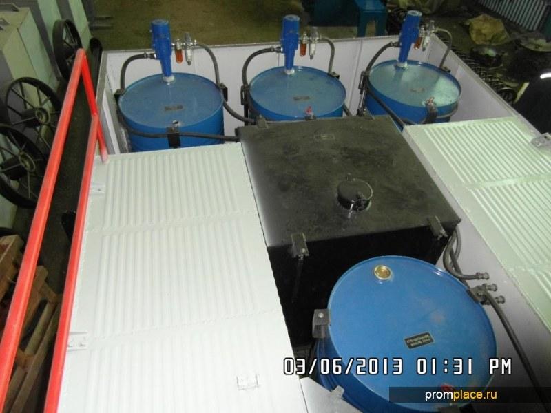 техническое обслуживание тракторов, Агрегат АТО-9994
