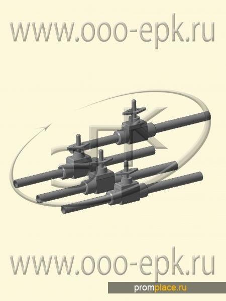 Отборное устройство давления ЗК14-2-02