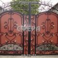 Кованые ворота, распашные, откатные, решетчатые, металлические калитки.