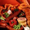 Реализуем колбасные изделия