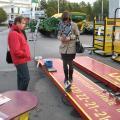 Аввтомобильные весы Эльтон (бесфундаментные) 15-40 тонн