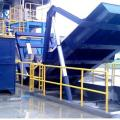 KRD Опрокидыватели для разгрузки контейнеров