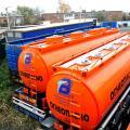 Полуприцеп - цистерна для светлых нефтепродуктов 35000 литров