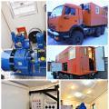 Лаборатория исследования скважин на базе КАМАЗ