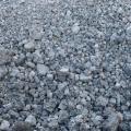 Щебень из доменного шлака для бетона
