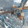 Гусеничный  экскаватор VOLVO EC 220 DL  с буровой установкой FMRD300,2014 года выпуска