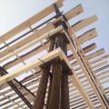 Продаем б/у трубы НКТ 73х5,5 для строительства теплиц, ангаров, хранилищ.