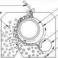 Сухой магнитный сепаратор