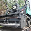Гусеничные асфальтоукладчик XCMG RP602