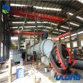 земснаряд Julong фрезерный, сборный, дизельный производиьельностью 500м3/час