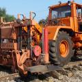 Блок навесной (ВПА) к универсальной путевой машине УПМ-1