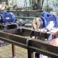 Станок для профильной обработки бруса