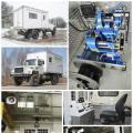 Лаборатория исследования скважин на базе ГАЗ 3308