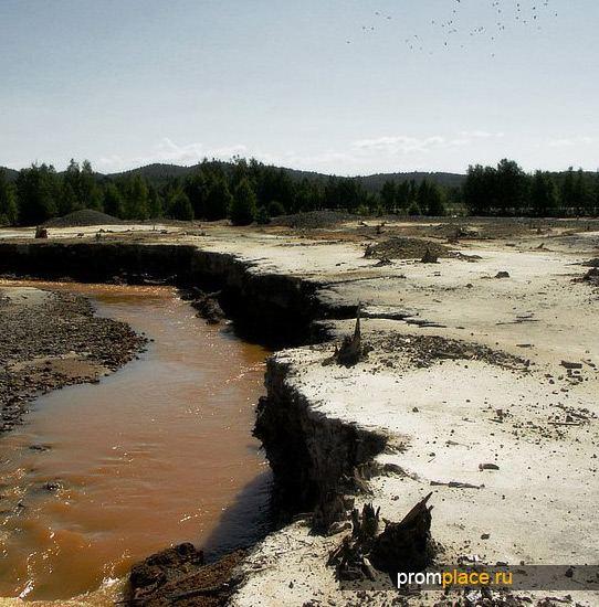 Высокая степень угрозы экологии