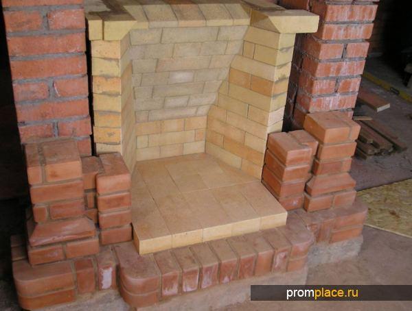 Лучший материал для печных конструкций
