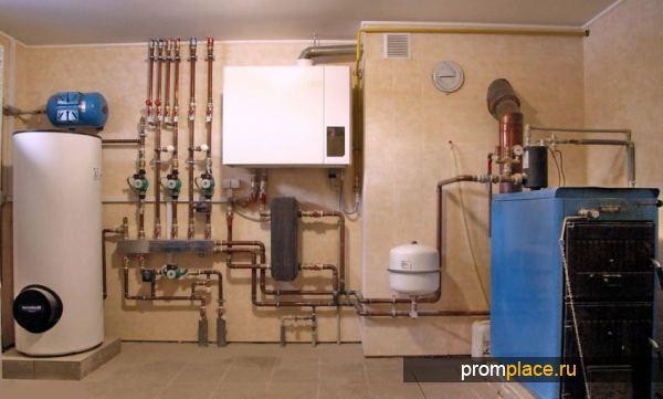 Обвязка газового котла своими руками фото 138