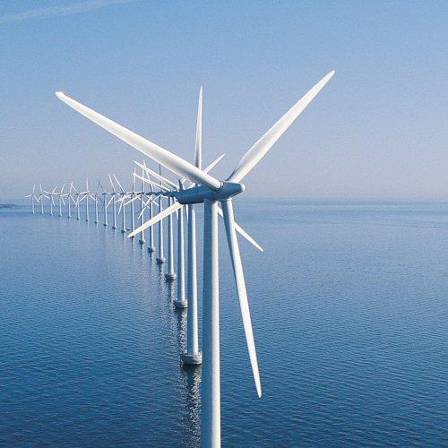 Современные ветровые электростанции