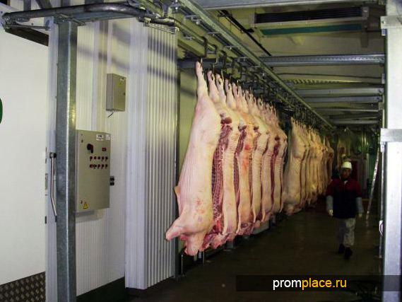 Холодильное оборудование на складе