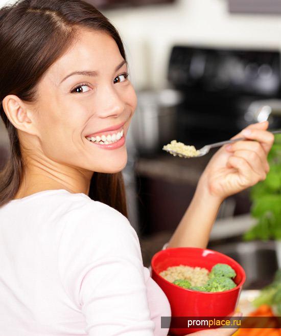 Людям с диагнозом целиакия употреблять продукты, содержащие глютен, нельзя