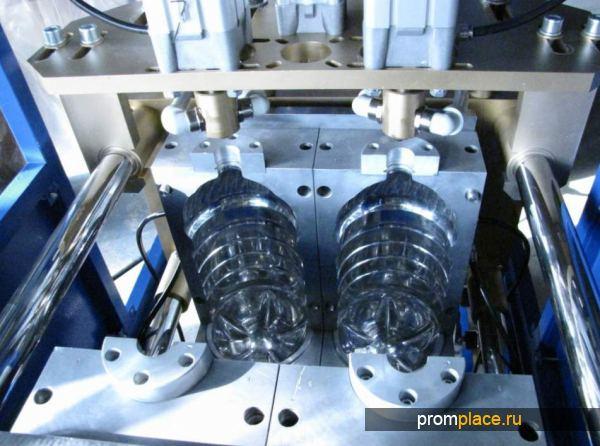 Выдувное оборудование для пластика
