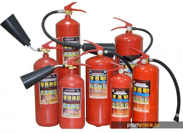 Огнетушители на складе должны быть исправными