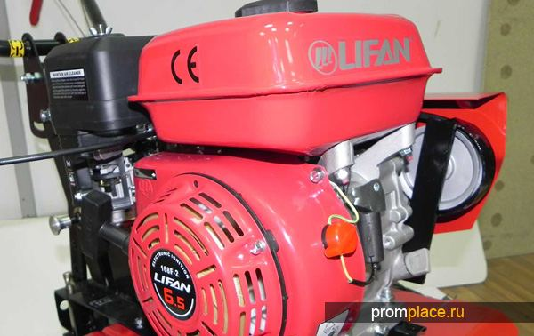 Мотоблок с двигателем Lifan