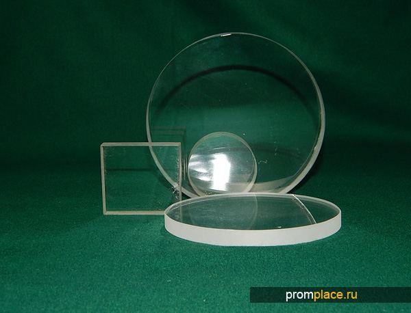 Оптическое прозрачное стекло