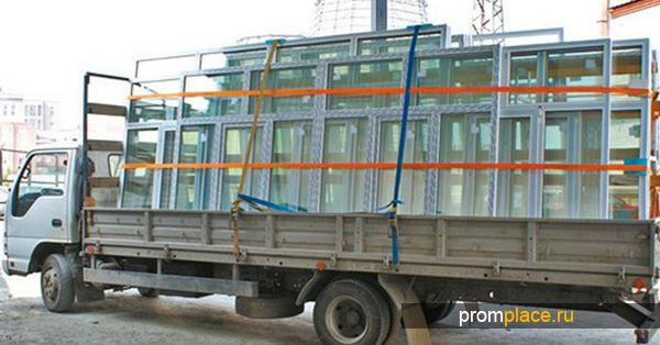 Транспортировка стекла