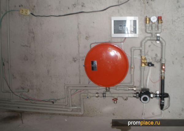 Электродные котлы для отопления частного дома своими руками