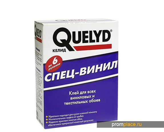 Клей Quelid