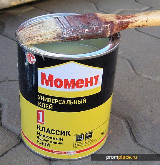 Клей для строительных работ