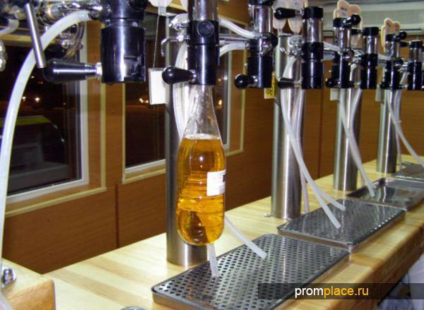 Оборудование для продажи живого пива