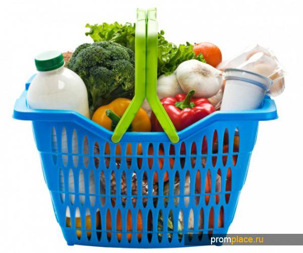 Содержание Ph в продуктах
