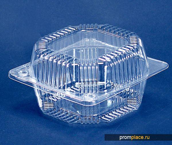 Пластиковая упаковка надежно защищиает товар