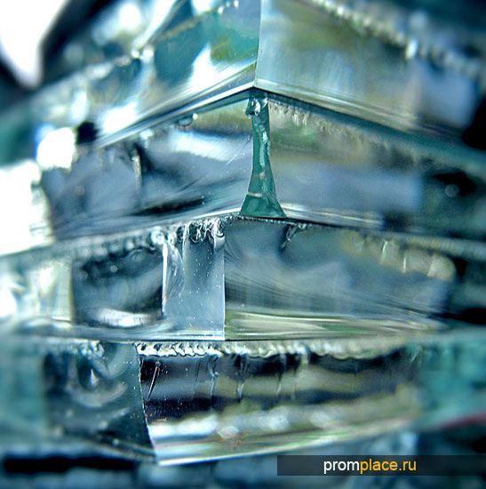 Листы стекла