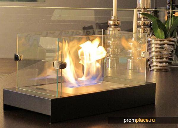 Устойчивое к огню стекло