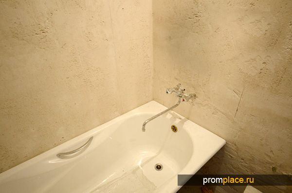 Штукатурка для стен в ванной