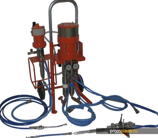 Оборудование для гидроизоляции инъекционным методом