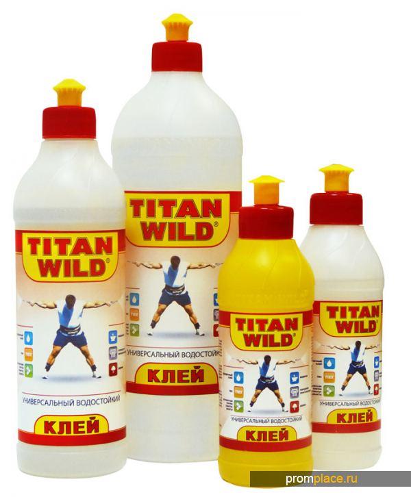 Клей Titan